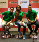 Jossimar Calvo, Jackeline Rentería, Luis Javier Mosquera